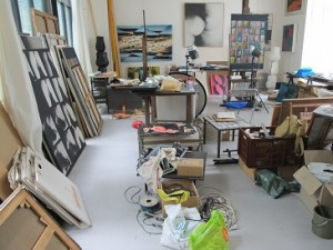 atelier yn juillet 2011
